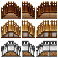 RPG Maker VX - Staircases by Ayene-chan