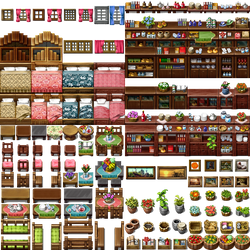 RPG Maker VX - Tile C by Ayene-chan
