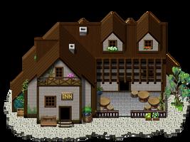 RPG Maker VX/Ace - Inn by Ayene-chan