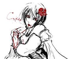 VOC: Our beloved Conchita by SnakeyHoHo