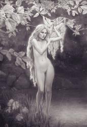 Nymph by Pandora-intheSKY