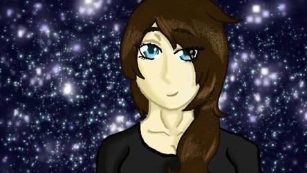 Me anime-ified by SaleenSundria