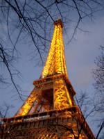 A tower From Eiffel by Spydi-mel