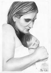 A Mothers Love by Spydi-mel