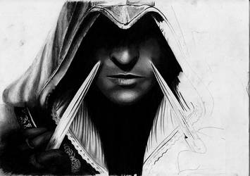 Assassin's Creed wip2 by Spydi-mel