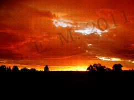 Matong Sunset by Ixtila
