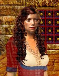 Klytie portrait new by Ixtila