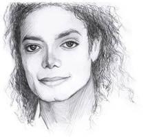 Michael Jackson by februarymoon
