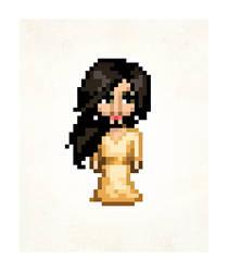 Pixel Conchita by februarymoon