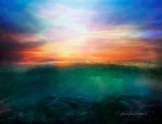 Phatpuppy Ocean Texture by phatpuppy