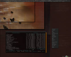 My desktop today 3 by Tamihania