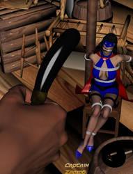 Phantom Lady: Cosh by CaptainZammo