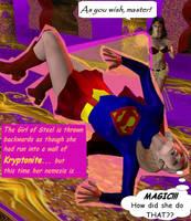Wonder Djinn Supergirl 2 by CaptainZammo