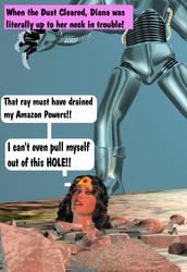 Robot3 Wonder Woman 0 by CaptainZammo