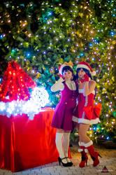 Cinecitta world Christmas by fabiohazard
