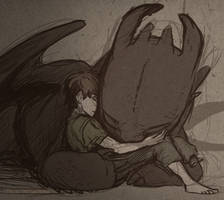 I Won't Let Go by JackTheVulture