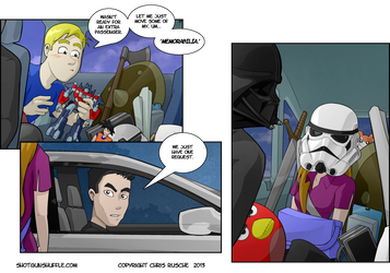 Riding in Cars with Dorks by Formidabler