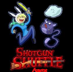 Shotgun Shuffle Time by Formidabler