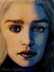 Daenerys Targaryen by LaurenNeighbour