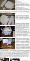 Mini handbag tutorial by DietCokeFiend