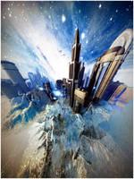 City hope by EhsanA