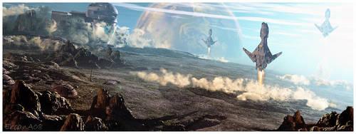 landings by EhsanA