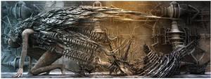 Metal wings by EhsanA
