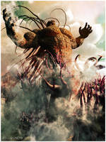 The  ravage by EhsanA
