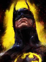 ImageThoughts of a bat by EhsanA