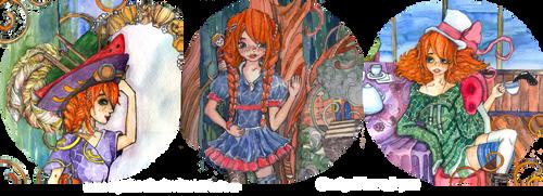 Pippi Longstockings by IrisArtyShock