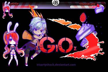 GIO by IrisArtyShock