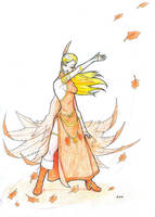 Sipirit of autumn by AKK-STUDIO