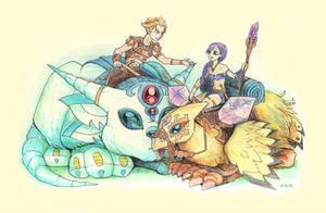Fantasy by AKK-STUDIO