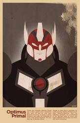Optimus Primal by Superconvoy75