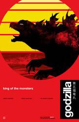 Godzilla by Superconvoy75