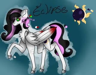 Eclipse Ref by FoxyTthePirateFoxGir