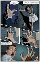 Amazonian Werewolf Nurse by transform-fan-comics