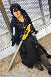 Xion - Kingdom Hearts - Sana 2015 by setcosplay