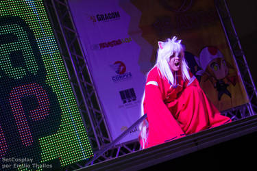 Inuyasha - Sana 2015 by setcosplay