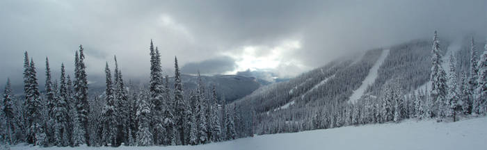 Sundance to Todd Panorama by AlphaAlec