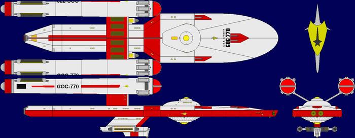 GSS Affinity GOC-770 by SciFiRocker