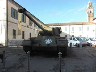 Panzer in Brescello by SciFiRocker