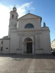 Church in Brescello by SciFiRocker