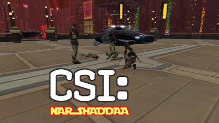 CSI Nar Shaddaa by SciFiRocker