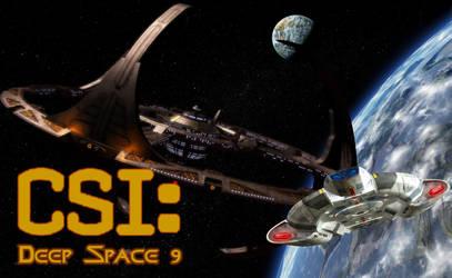 CSI Deep Space Nine by SciFiRocker