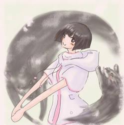 yusuriha by chihoriko
