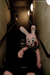 nightmare at the bottom of the stairs - cosplay by koisnake
