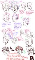 Hair tutorial by xMEDIUMx