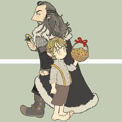 The Hobbit 08 by matsutakedo