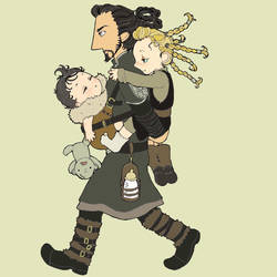 The Hobbit 09 by matsutakedo